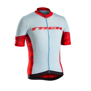 Jersey Bontrager Ballista Medium Powder Blue/Trek