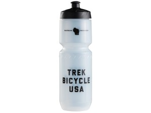 Bidon Trek USA Screwtop Max Clear X1