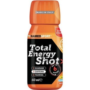 Named Total Energy Shot 60ml kofeina, tauryna, guarana