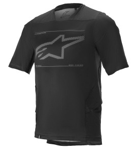 Alpinestars koszulka DROP 6.0 S/S Jersey black XL