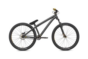 NS BIKES Movement 3 26' czarny