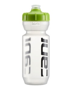 Cannondale bidon LOGO BOTTLE 600ml CLEAR/GREEN