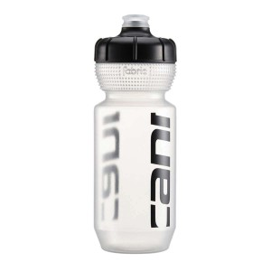 Cannondale bidon LOGO BOTTLE 600ml CLEAR/BLACK